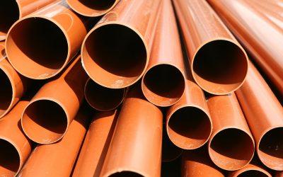 Tubi e Raccordi in PVC per Edilizia