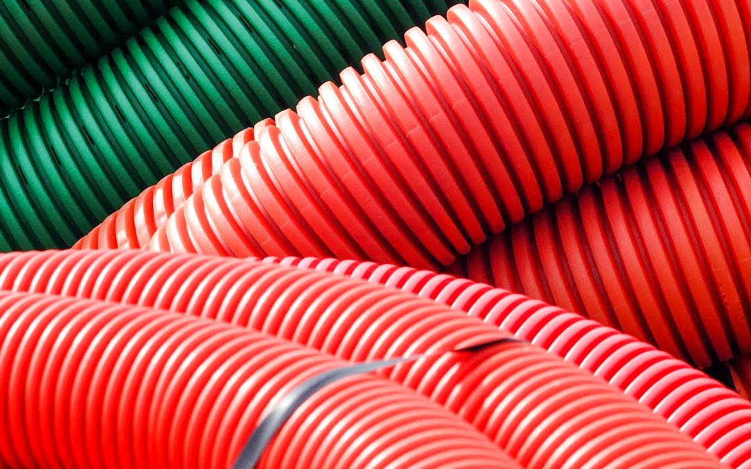 Tubi Corrugati in PE Passacavo e per Drenaggio