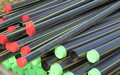 Tubi in Polietilene per Acqua e Gas