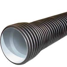 Tubo Corrugato in Polipropilene (PP-HM) per condotte di scarico